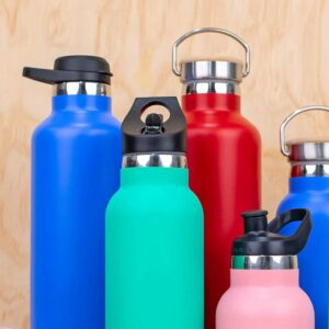 Montii Bottle Lids & Bumpers